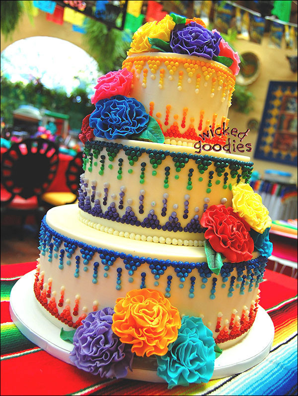 Mexican Wedding Cakes 20 Best Mexican Wedding Cake