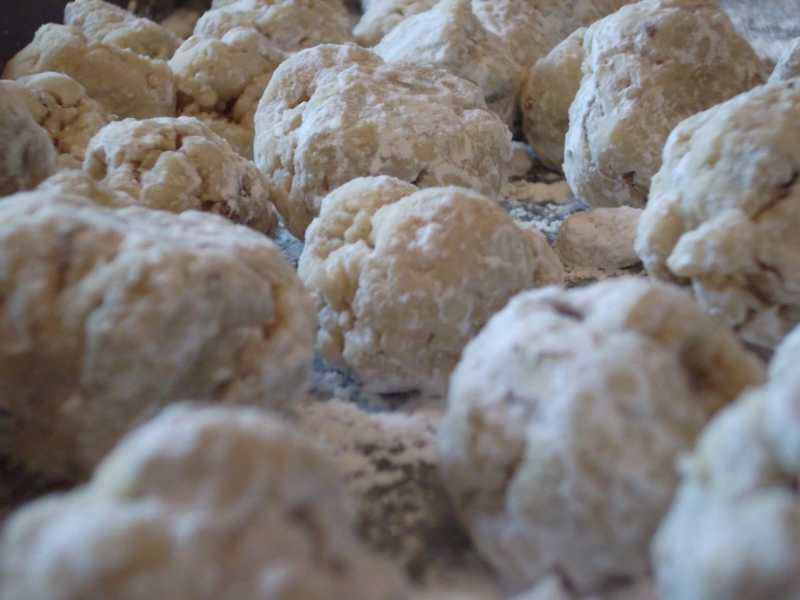 Mexican Wedding Cakes Allrecipes  Is This Your City s Weird Holiday Cookie Craving