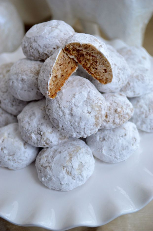 Mexican Wedding Cakes Cookie Recipe  25 best Mexican wedding cake cookies ideas on Pinterest