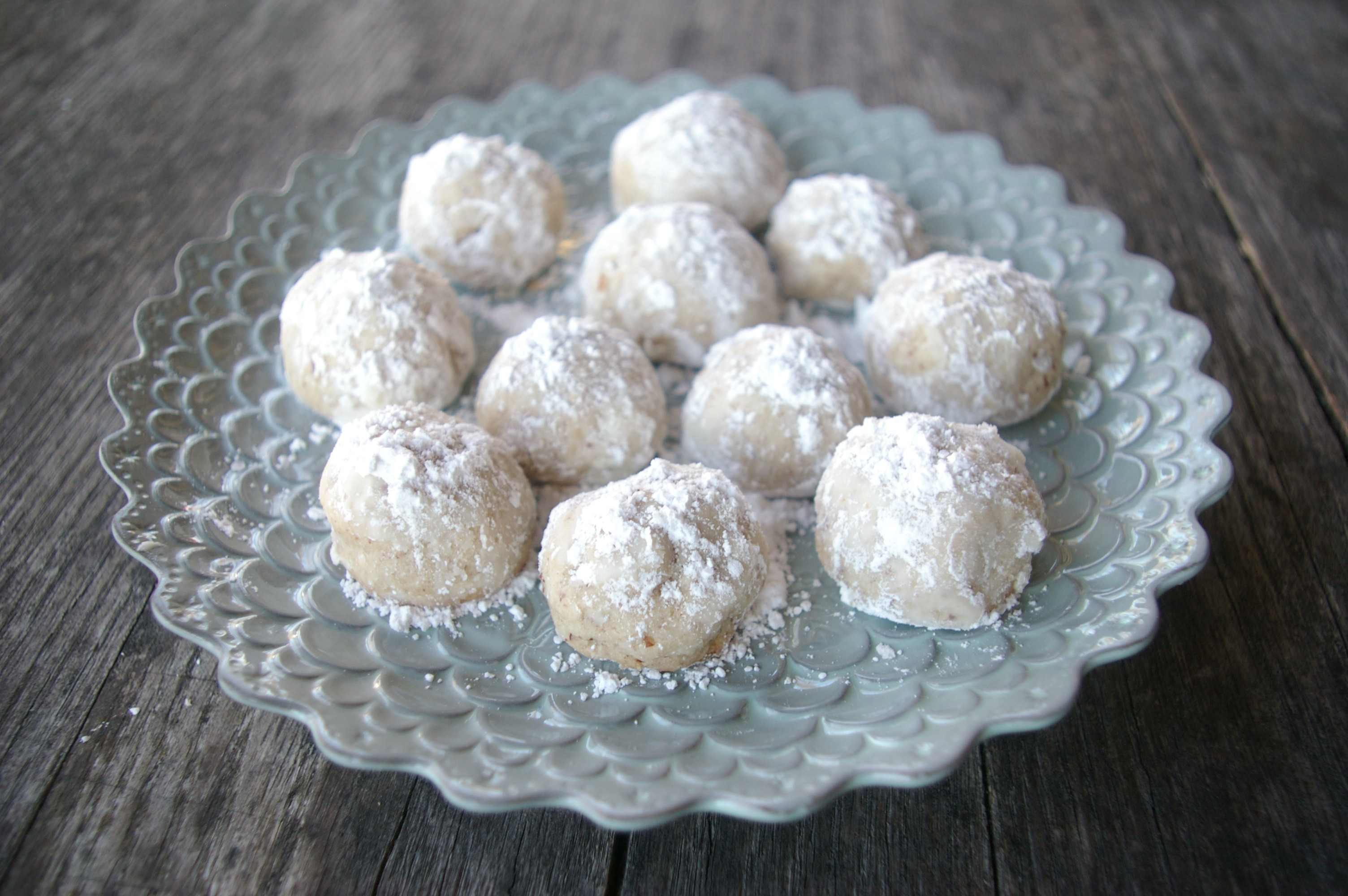 Mexican Wedding Cakes Cookies  Mexican Wedding Cakes