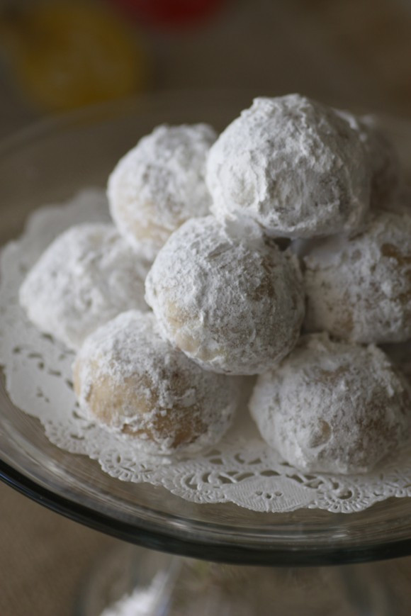 Mexican Wedding Cakes Cookies  Mexican Wedding Cake Cookie Recipe