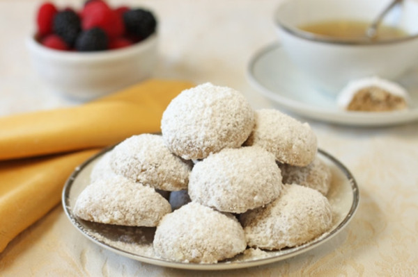 Mexican Wedding Cakes Cookies  Mexican Wedding Cakes Recipe