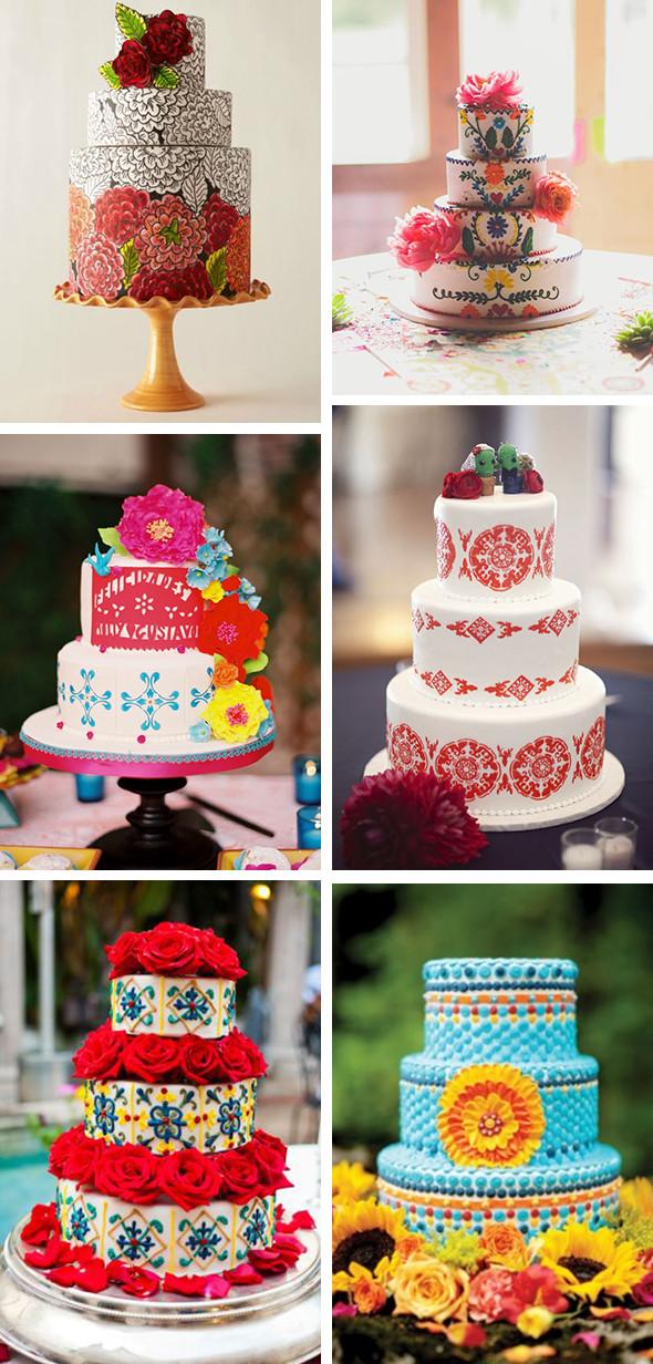 Mexican Wedding Cakes  mexican