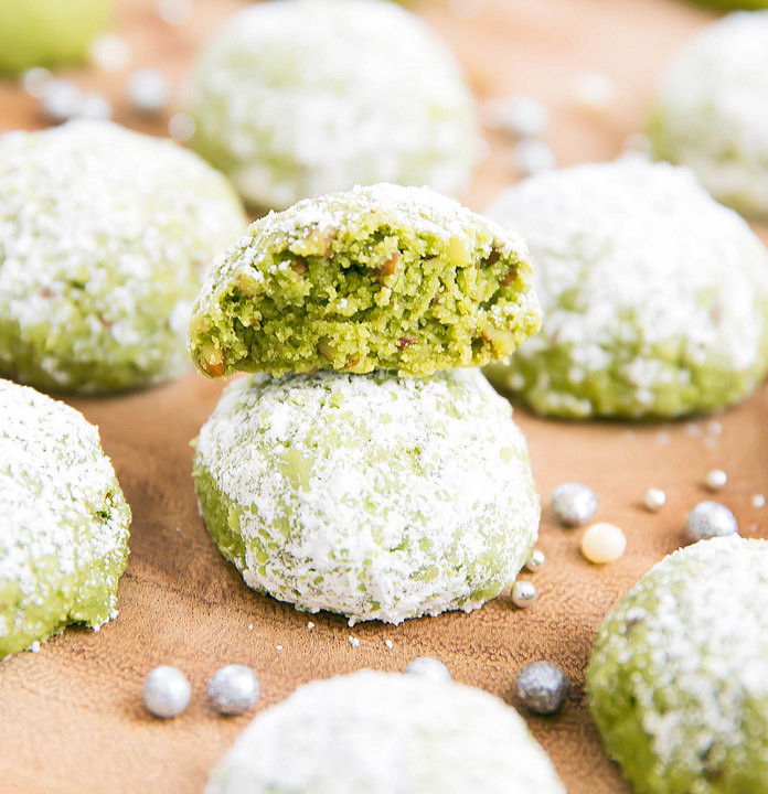 Mexican Wedding Cakes Without Nuts  snowball cookies recipe no nuts