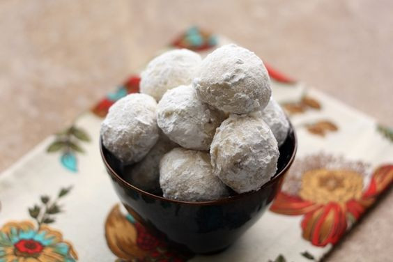 Mexican Wedding Cakes Without Nuts  Pecan Butter Balls Russian Tea Cakes Mexican Wedding