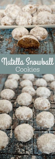 Mexican Wedding Cakes Without Nuts  Snowball Cookies Without Nuts Recipe