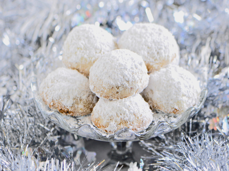 Mexican Wedding Cakes Without Nuts  Christmas Cookie Countdown and Mexican Wedding Cookie