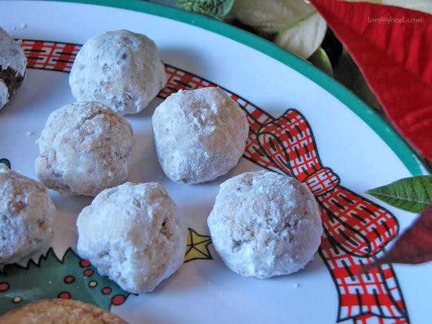 Mexican Wedding Cookie Recipes  Traditional Mexican Wedding Cookies Recipe Food
