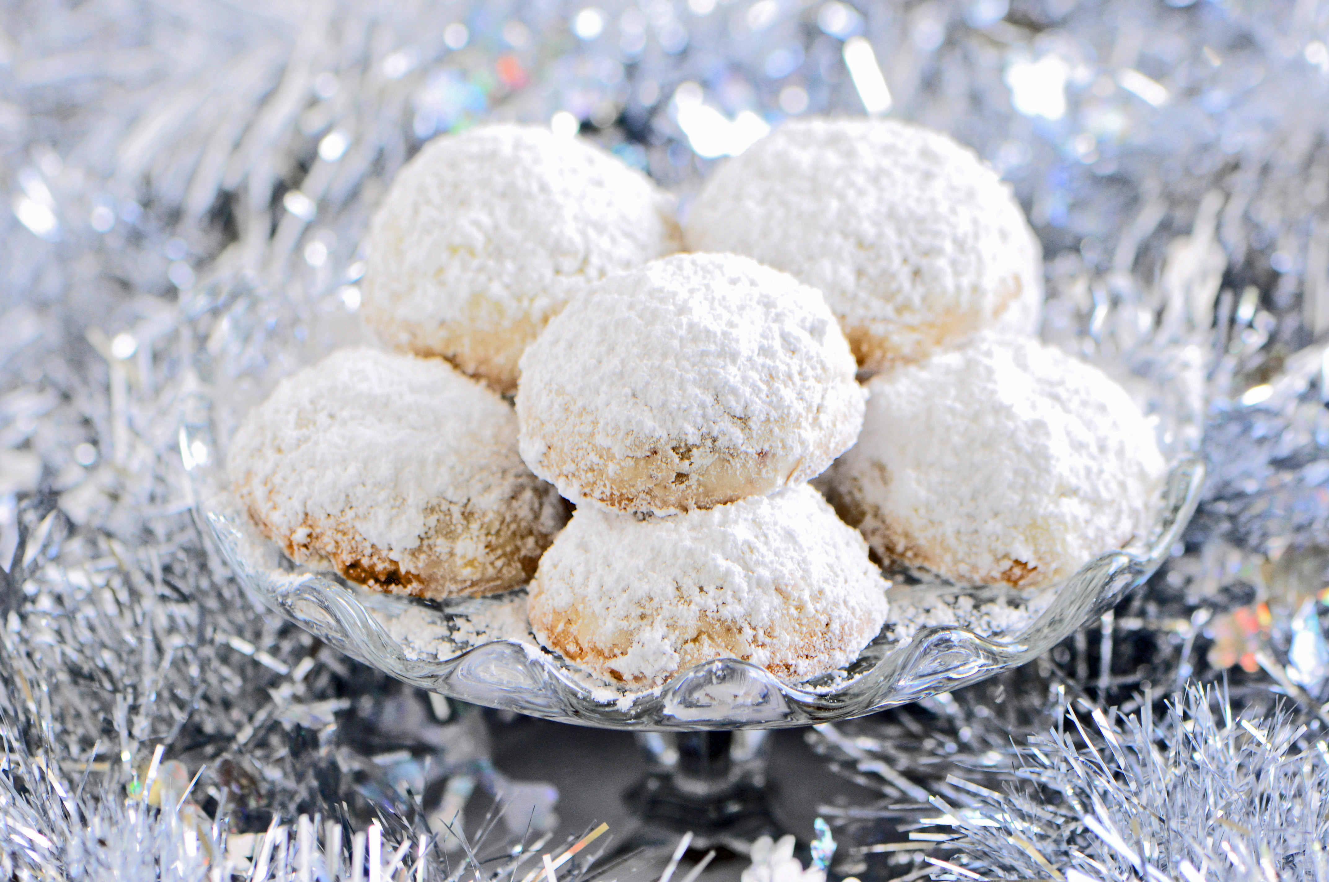Mexican Wedding Cookie Recipes  Christmas Cookie Countdown and Mexican Wedding Cookie