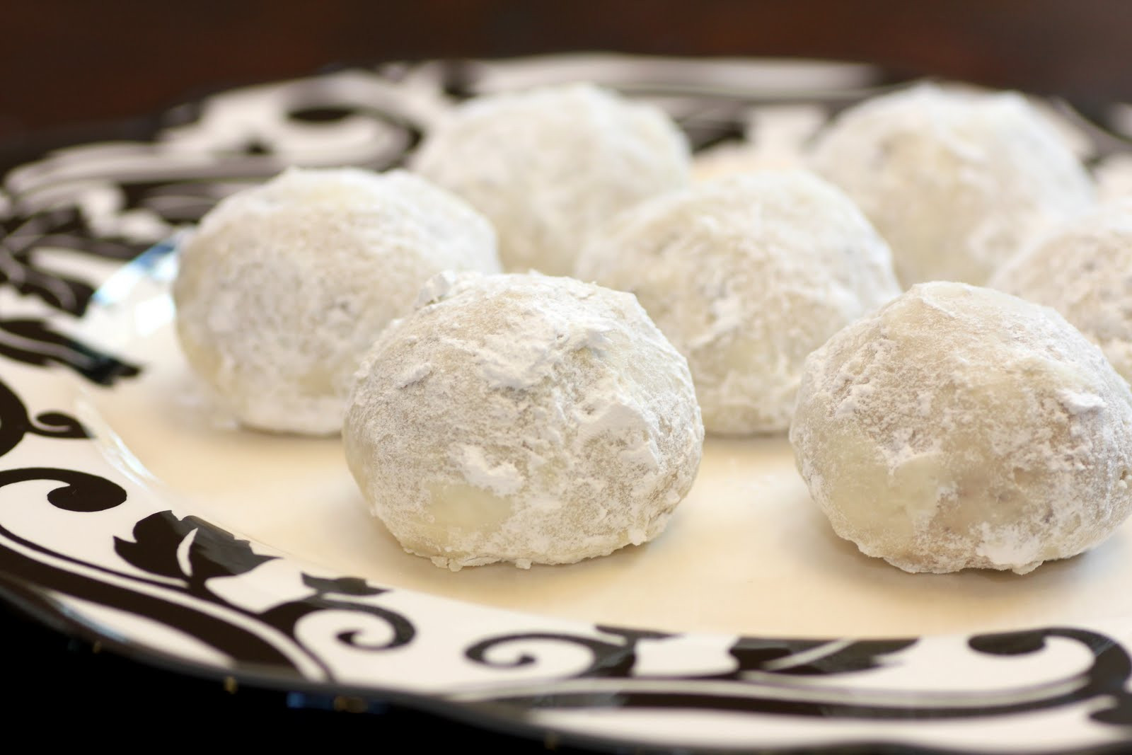 Mexican Wedding Cookies Recipe  Mexican Cookies