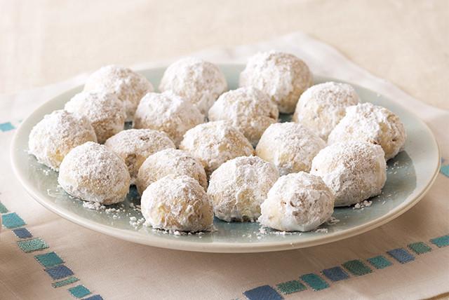 Mexican Wedding Cookies Recipe  Mexican Wedding Cookies Kraft Recipes