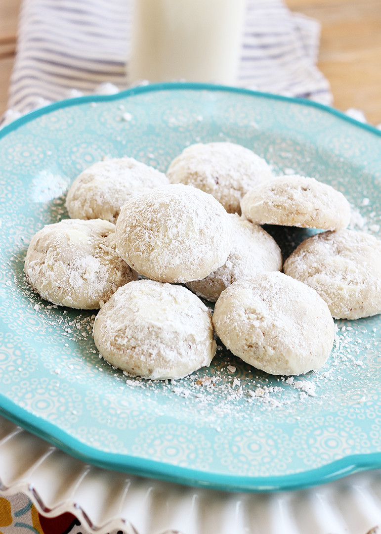 Mexican Wedding Cookies Recipe  Mexican Wedding Cookies The BEST recipe you ll find