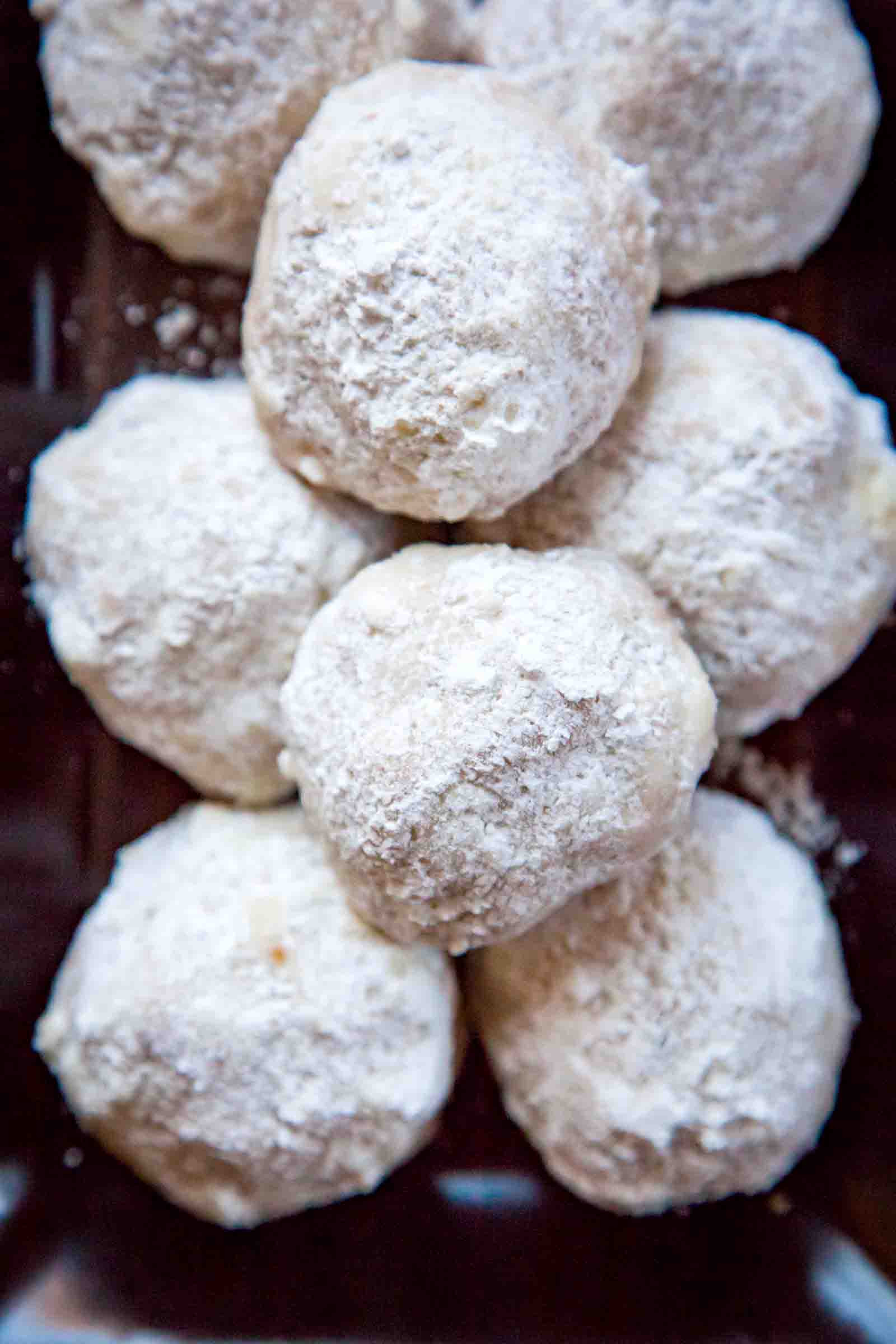 Mexican Wedding Cookies Recipe  Mexican Wedding Cookies Recipe