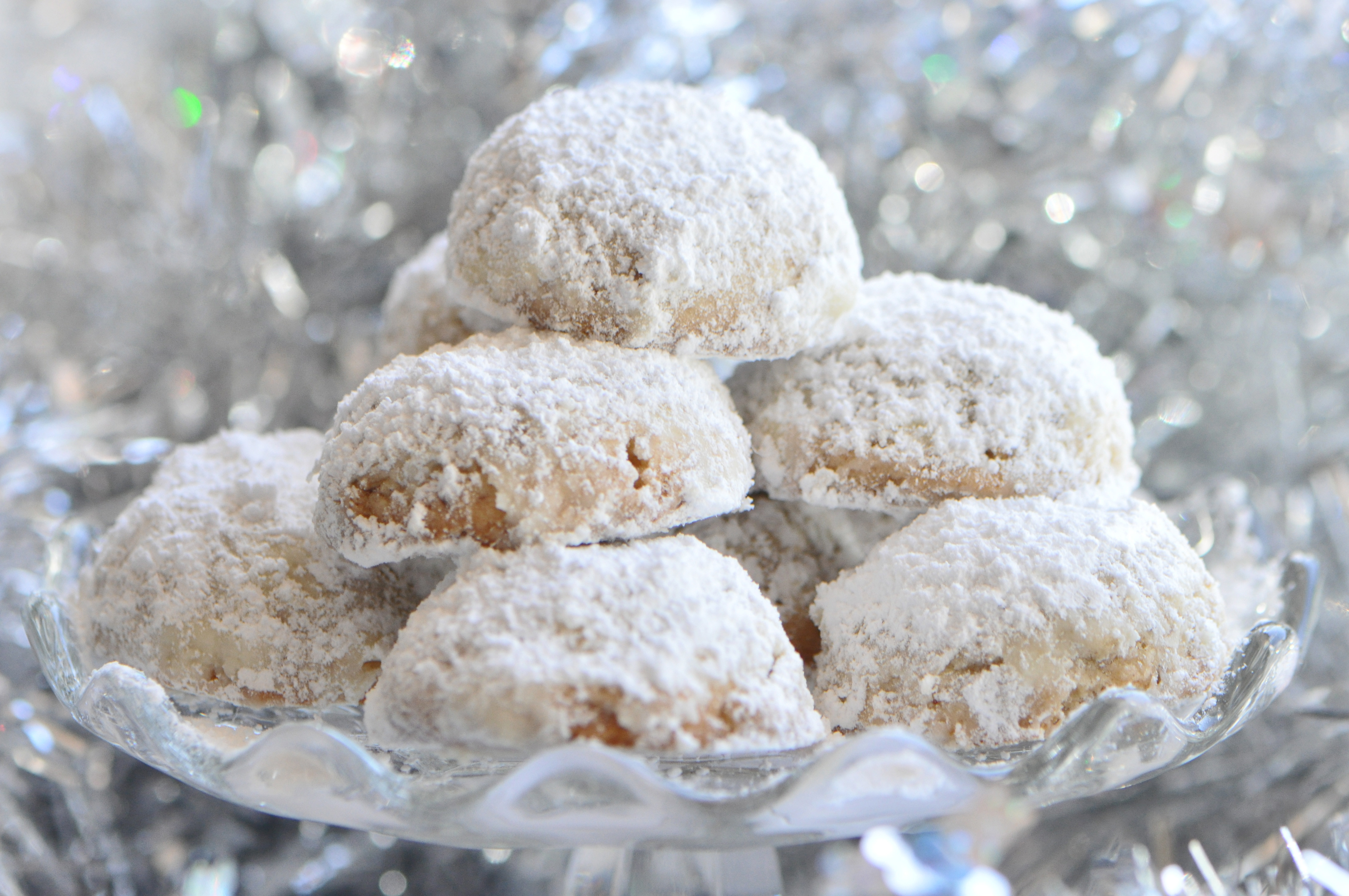 Mexican Wedding Cookies Recipe  Christmas Cookie Countdown and Mexican Wedding Cookie