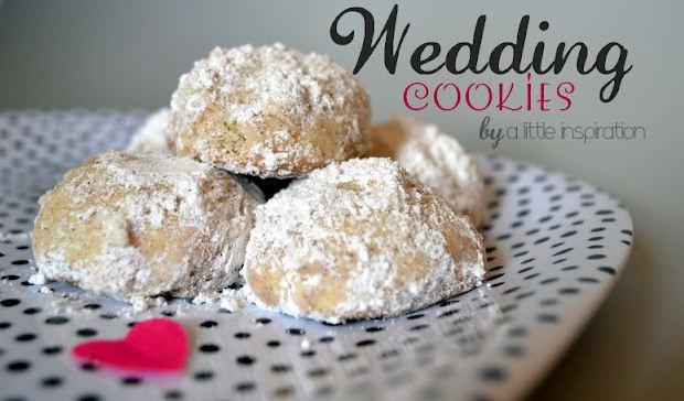Mexican Wedding Cookies Recipe  Mexican Wedding Cookies Recipe DIY A Thrifty Mom