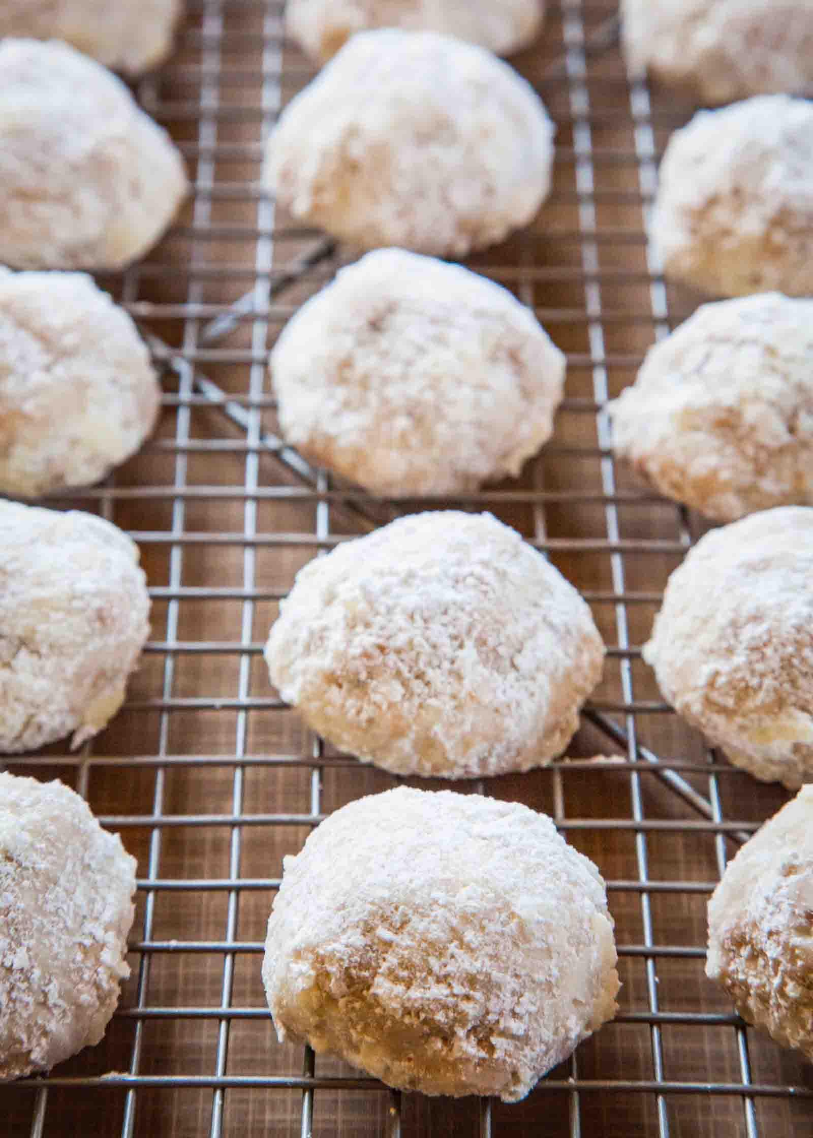 Mexican Wedding Cookies Recipes  Mexican Wedding Cookies Recipe