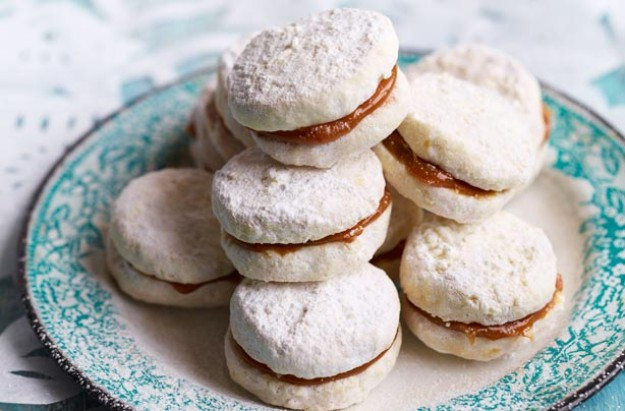 Mexican Wedding Cookies Recipes  Mexican wedding cookies recipe goodtoknow