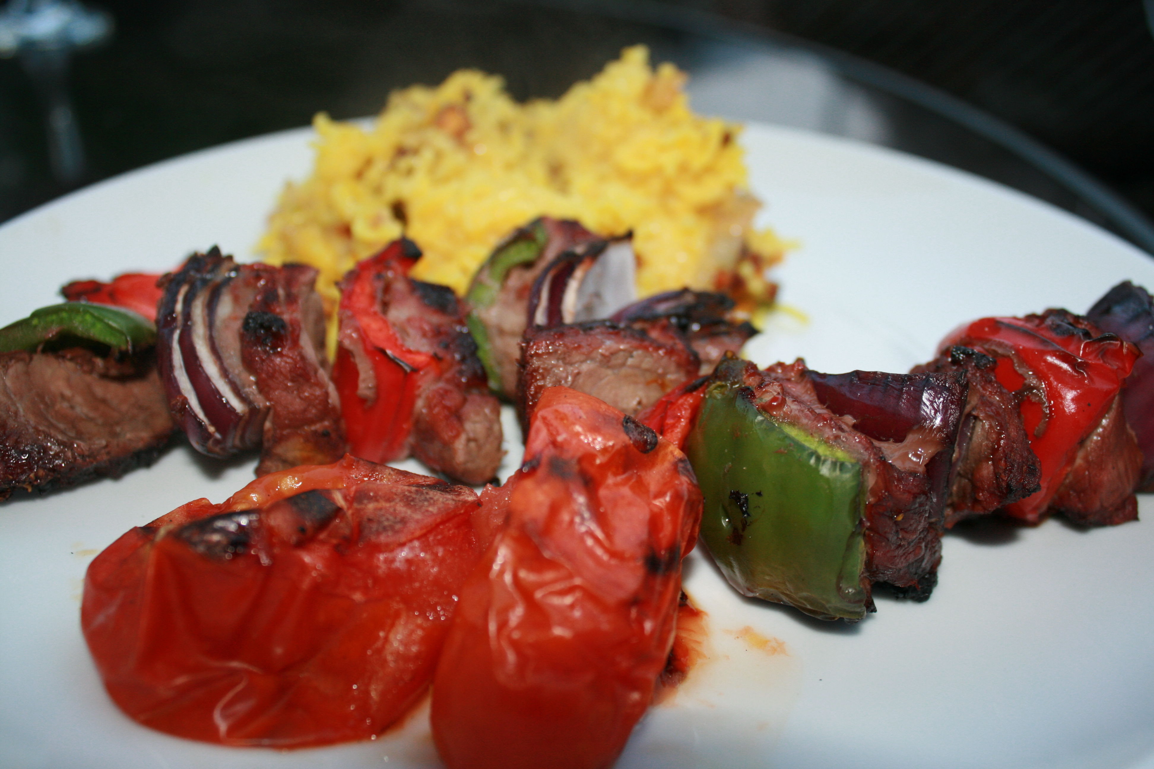Middle Eastern Beef Recipes  Middle Eastern beef kebabs recipe All recipes UK
