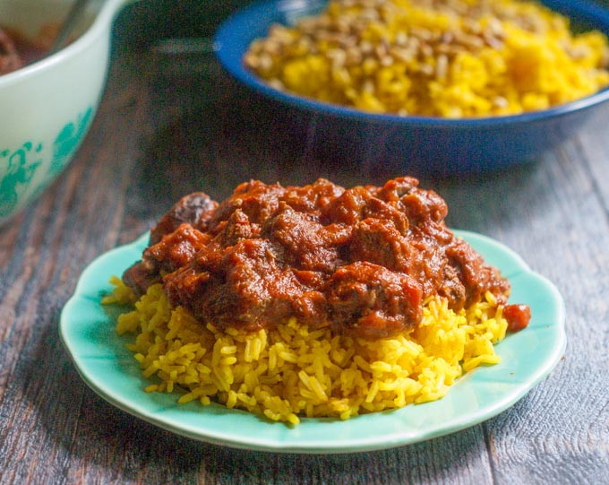 Middle Eastern Beef Recipes  middle eastern meat dishes
