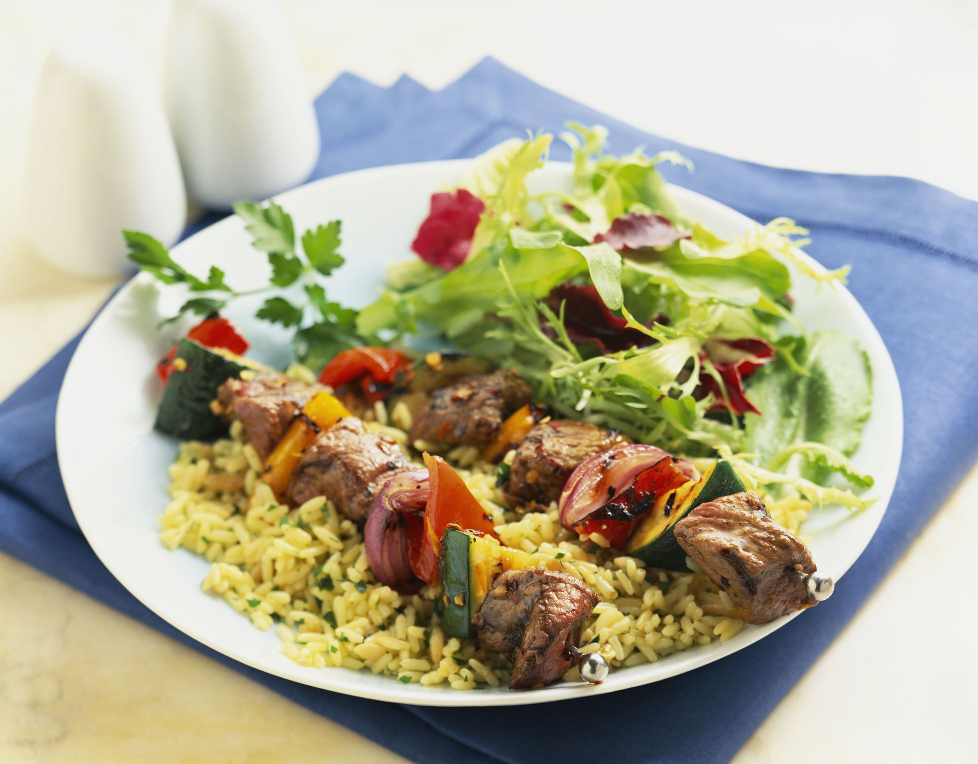 Middle Eastern Beef Recipes  Middle Eastern Beef Shish Kebab Recipe