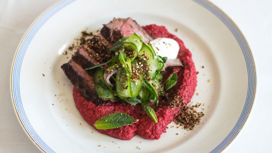 Middle Eastern Beef Recipes  Middle Eastern Spiced Beef