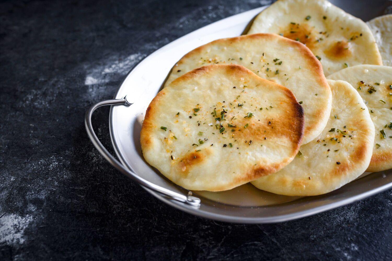 Middle Eastern Bread Recipe  Middle Eastern Pita Bread Recipe