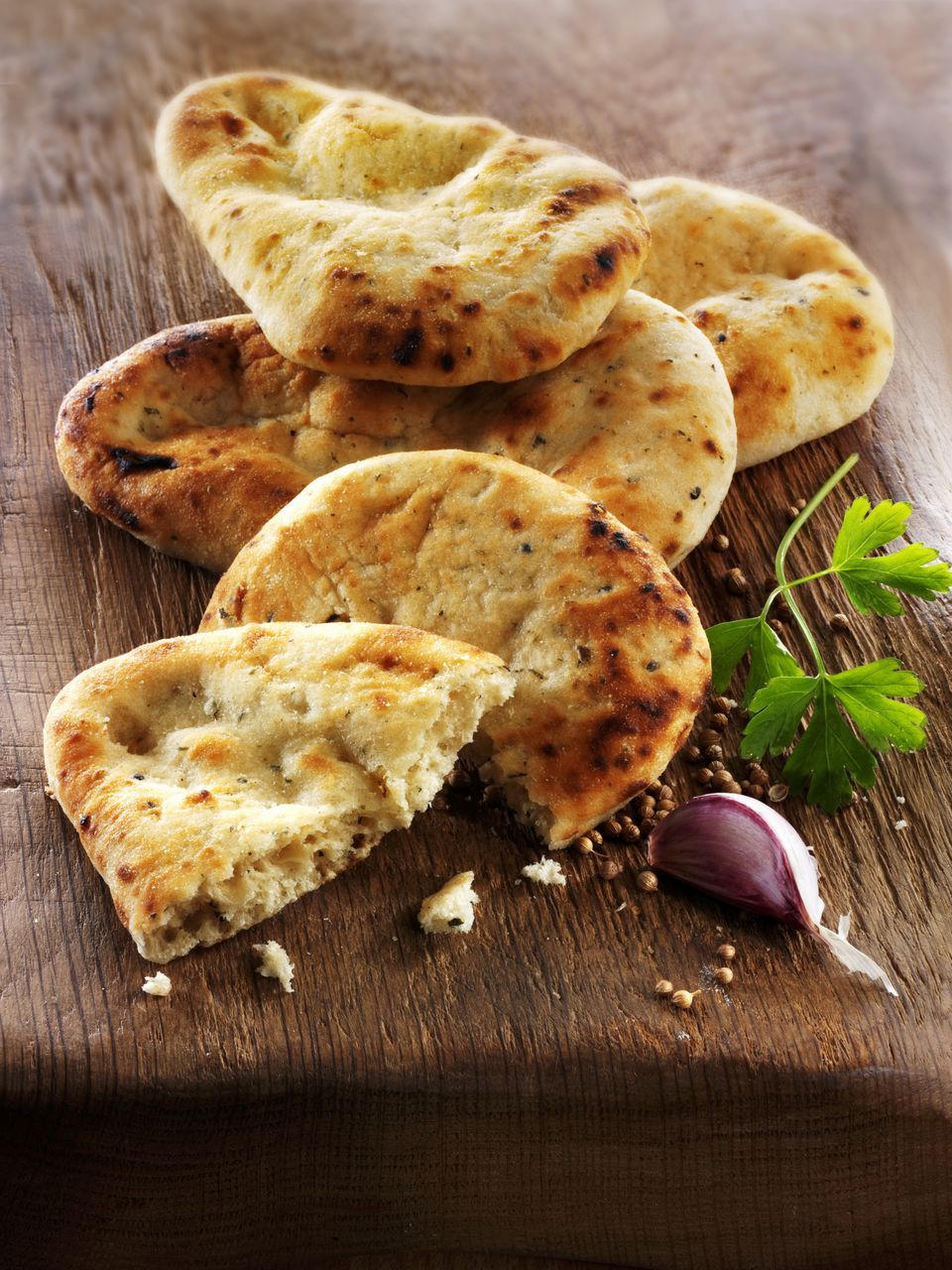 Middle Eastern Breads Recipes  Middle Eastern Pita Bread Recipe