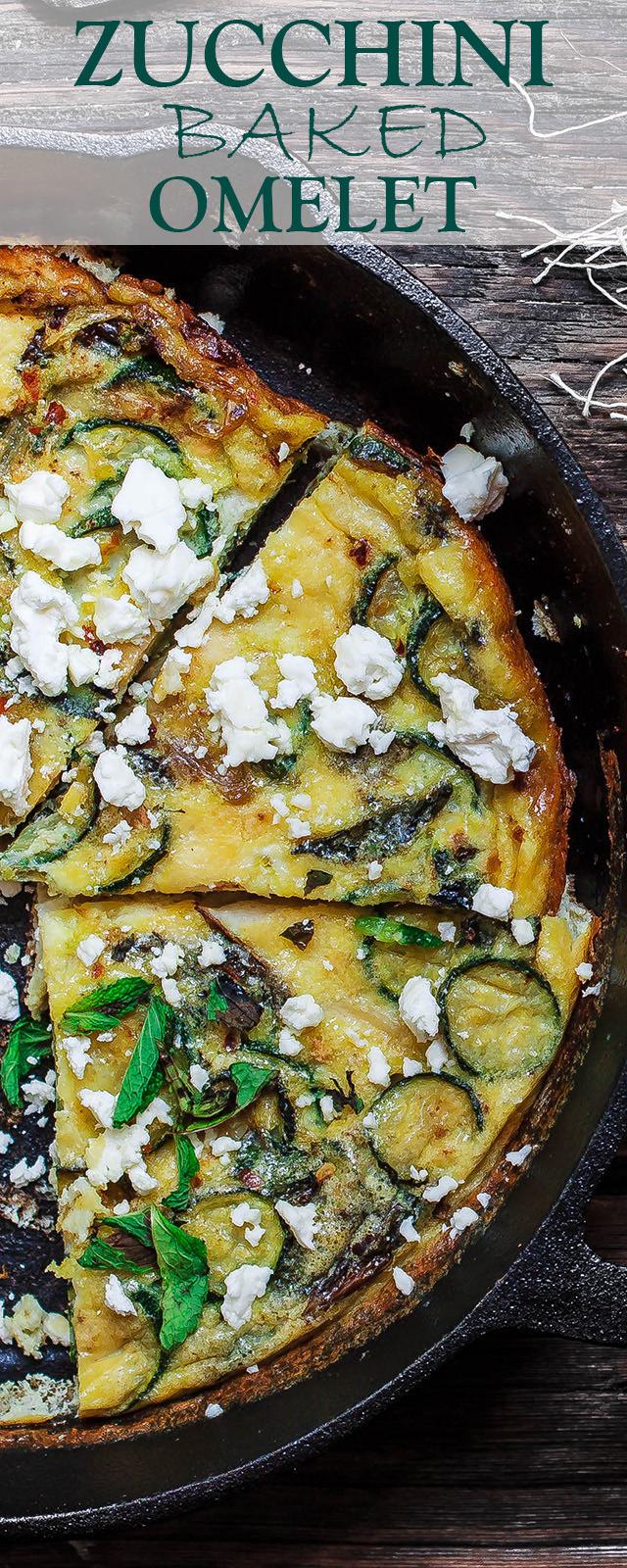 Middle Eastern Breakfast Recipes 20 Best Ideas Middle Eastern Zucchini Baked Omelet Eggah Bi Kousa