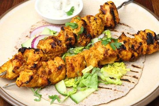 Middle Eastern Chicken Kabob Recipes  Shish Taouk Middle Eastern Chicken Kebabs Recipe