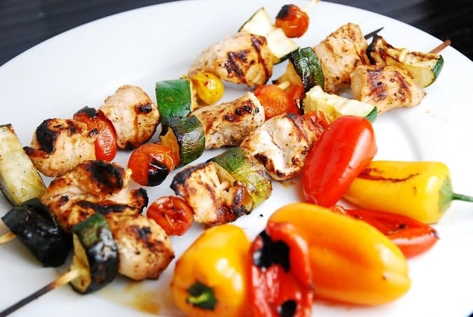 Middle Eastern Chicken Kabob Recipes  middle eastern marinade for chicken kebabs