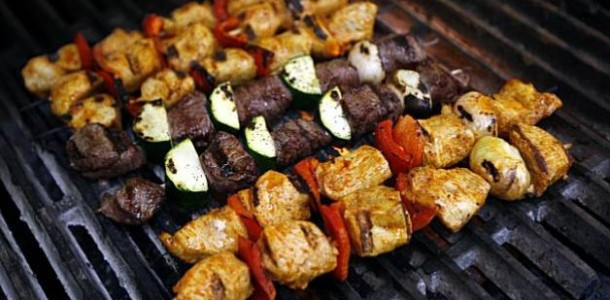 Middle Eastern Chicken Kabob Recipes  Middle Eastern Chicken Kabobs