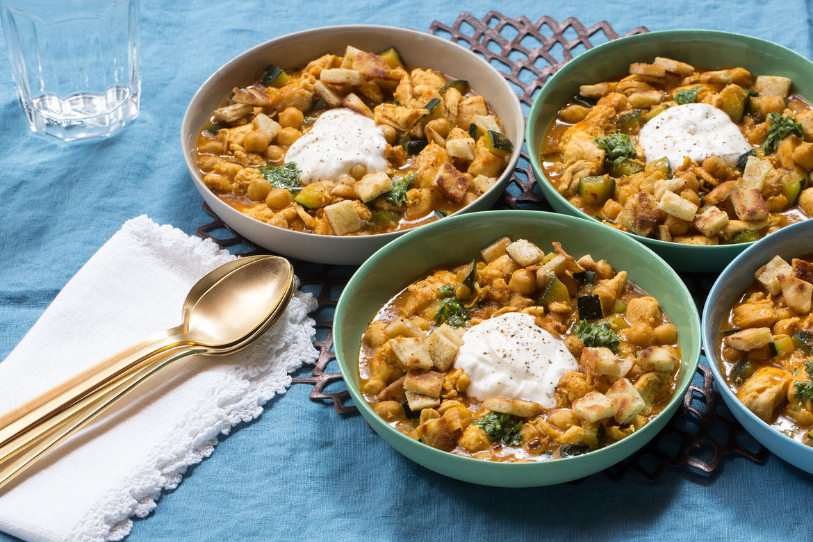 Middle Eastern Chickpea Recipes  Middle Eastern Chickpea Stew – Recipesbnb