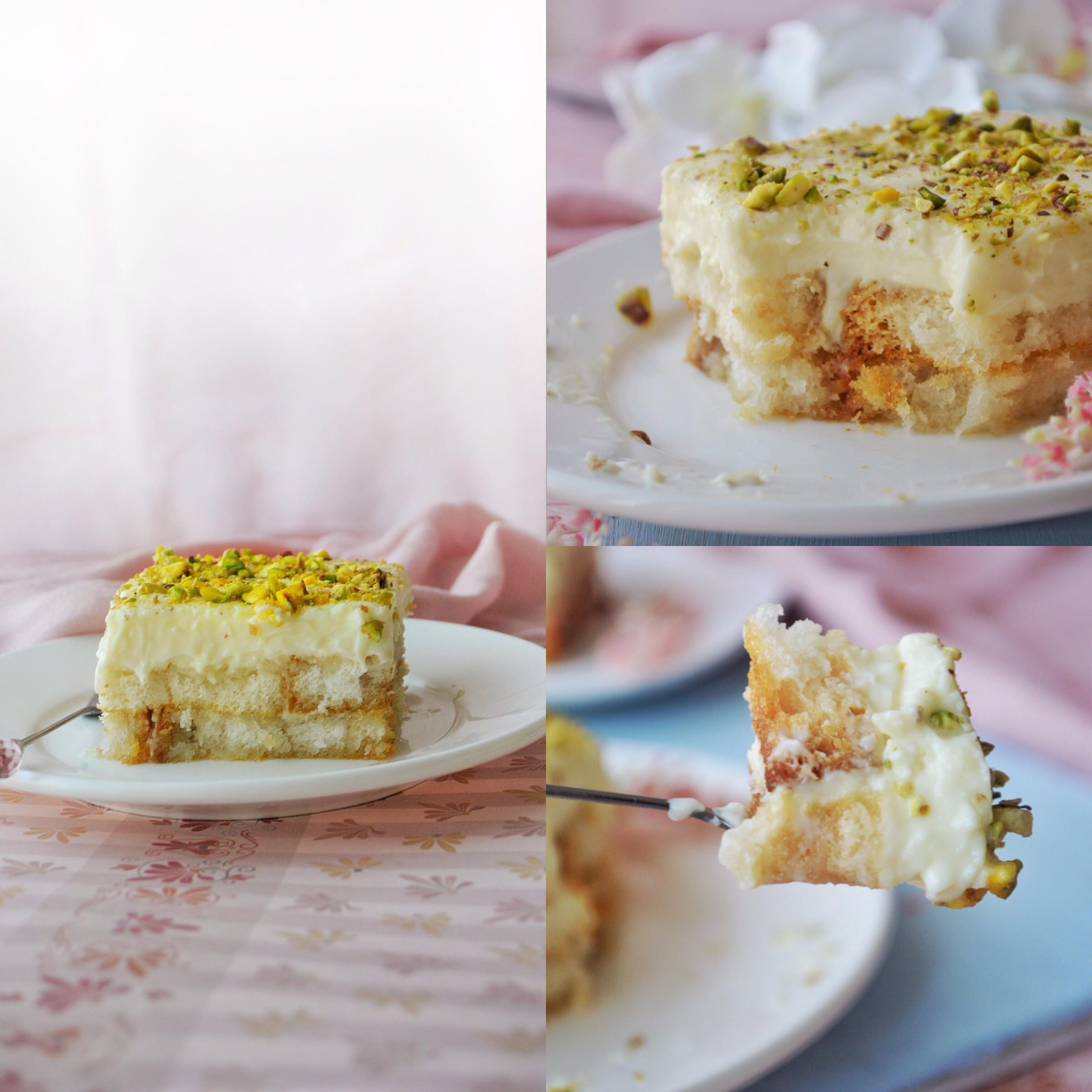 Middle Eastern Dessert Recipes  Aish el Saraya Middle Eastern Dessert Savory&SweetFood