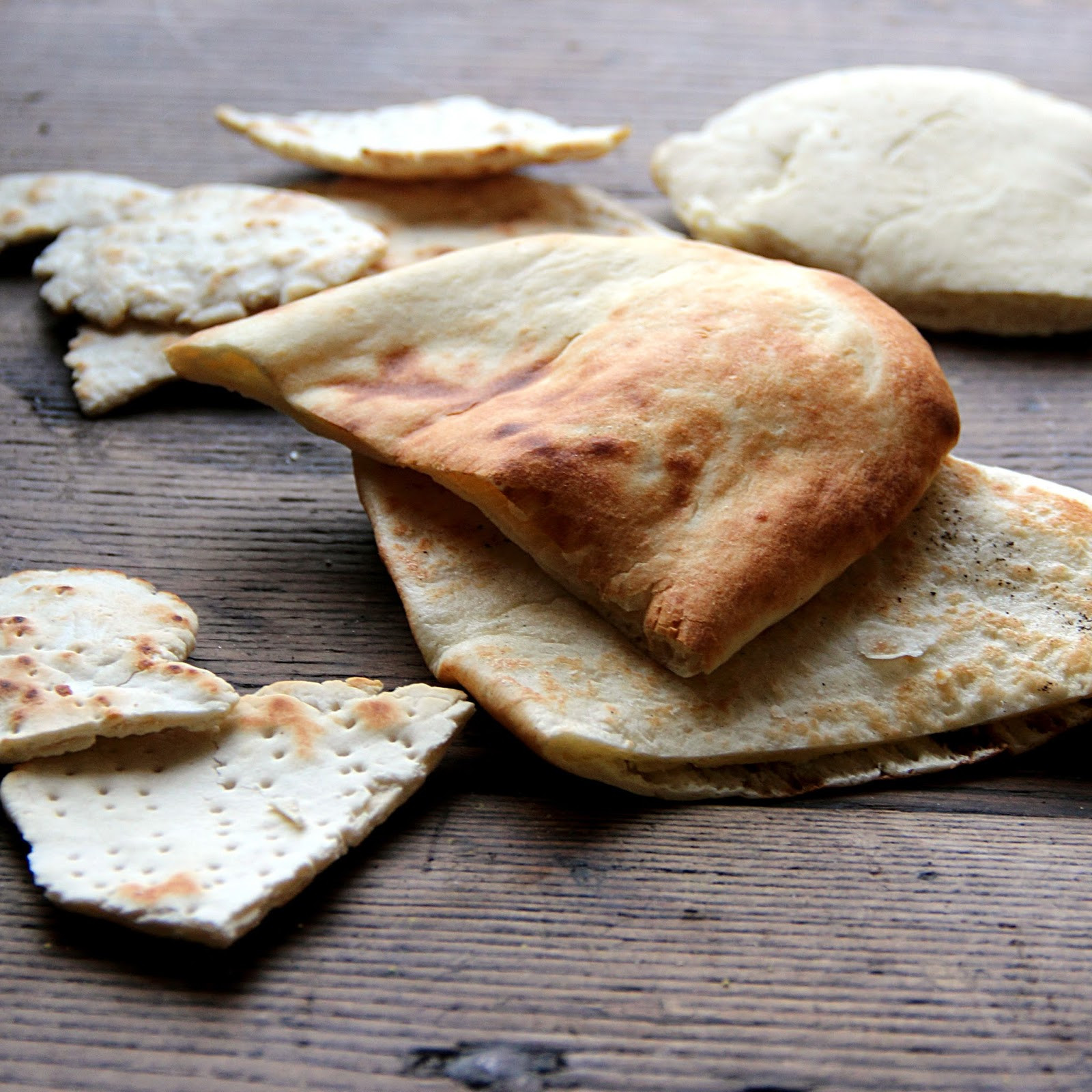 Middle Eastern Flat Bread Recipes  CookingWithGifs Flatbread Recipe Test