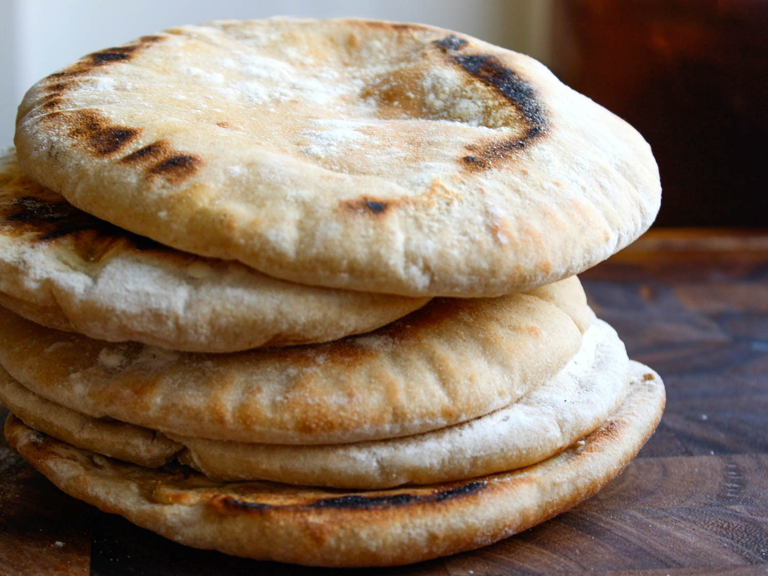Middle Eastern Flat Bread Recipes  12 Middle Eastern Recipes From Baba Ganoush to Zhug