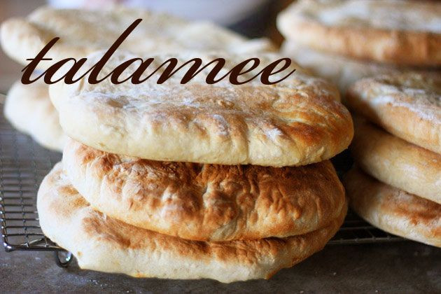 Middle Eastern Flat Bread Recipes  Check out Talamee It s so easy to make