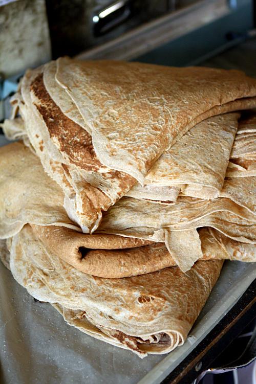 Middle Eastern Flat Bread Recipes  Saj Flatbreads and Lebanese Pastries David Lebovitz