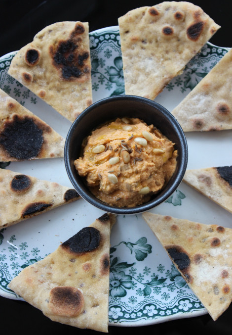 Middle Eastern Flatbread Recipes  Flatbread Recipe – Middle Eastern Style