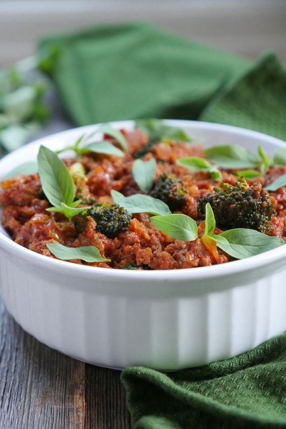 Middle Eastern Ground Beef Recipe  Middle Eastern Spicy Ground Beef With Baharat Seasoning