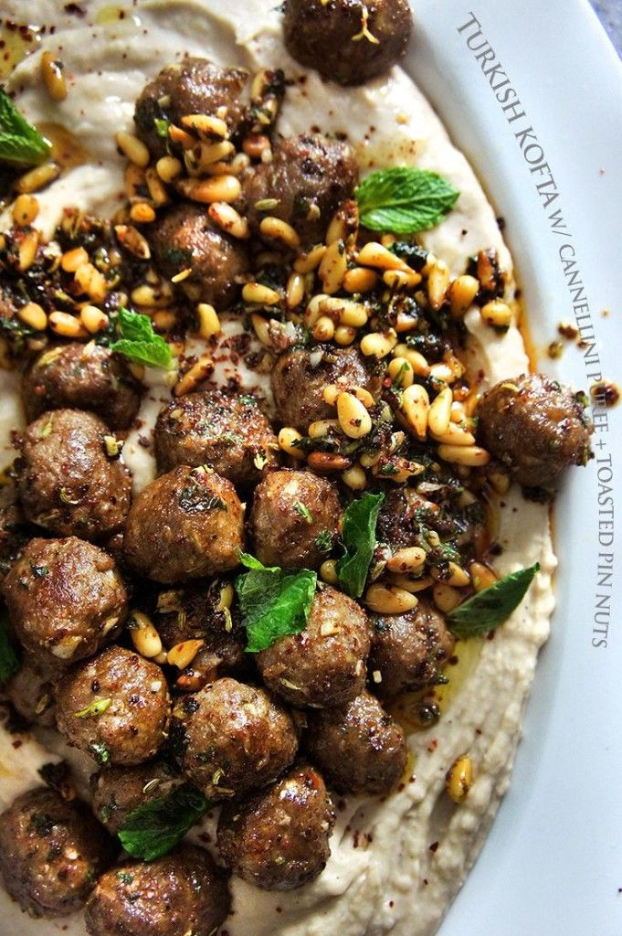 Middle Eastern Ground Beef Recipe  Turkish Kofta Platter Flavours from the Orient – Turkish