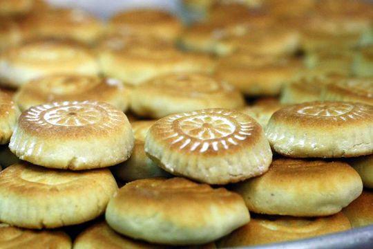 Middle Eastern Pastries  Middle Eastern Pastries in Madrid at Pastelera Trabolsi