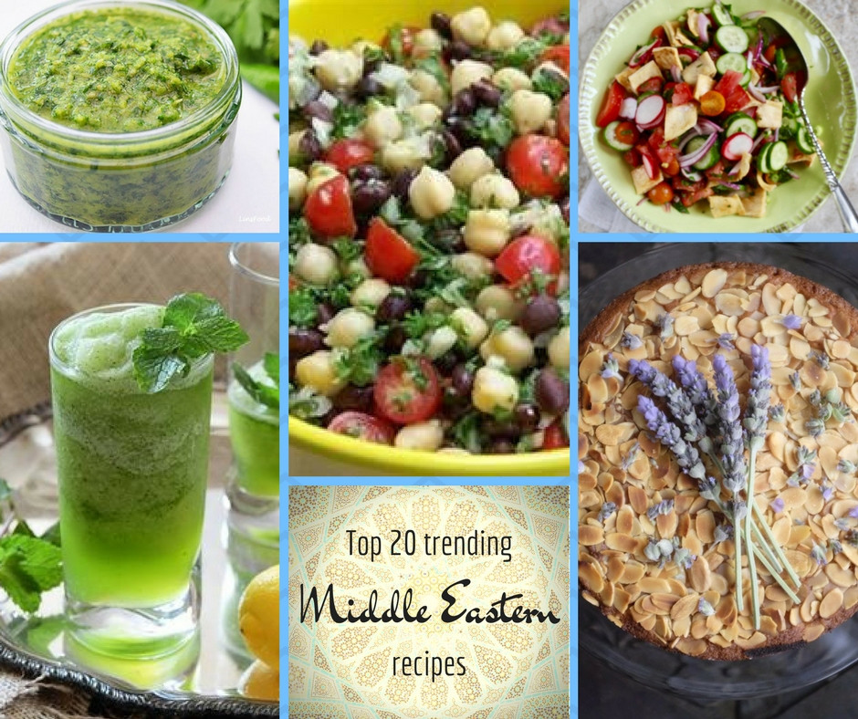 Middle Eastern Recipes Easy  20 Middle Eastern Recipes to Try an Easy Persian Cookbook