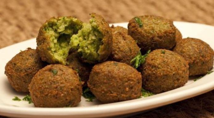 Middle Eastern Recipes Easy  Falafel Recipe Easy Middle Eastern Food Falafel Recipe