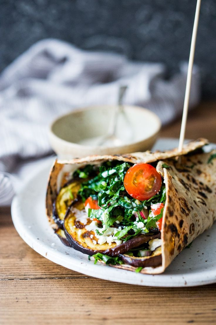 Middle Eastern Recipes Vegetarian  25 best ideas about Tortilla wraps on Pinterest