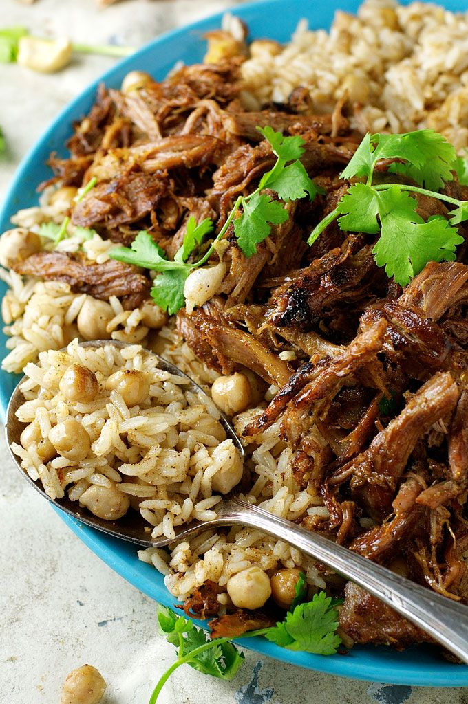 Middle Eastern Rice Pilaf Recipes  Middle Eastern Shredded Lamb Recipe