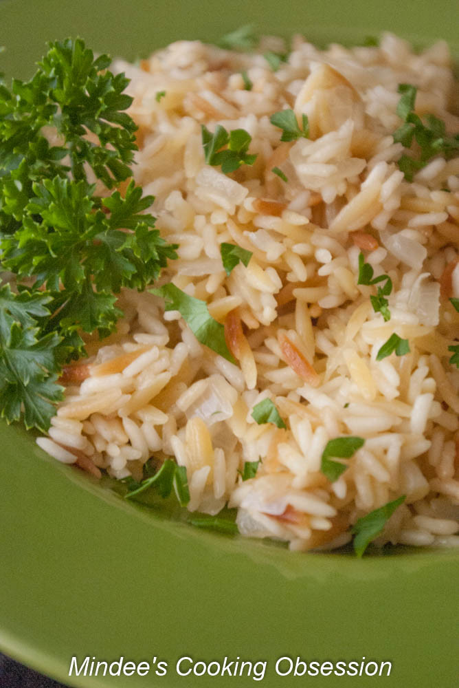 Middle Eastern Rice Pilaf Recipes  rice pilaf with orzo