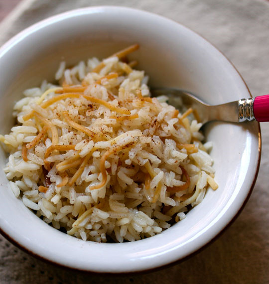 Middle Eastern Rice Pilaf Recipes  The Perfect Pantry Easy rice pilaf