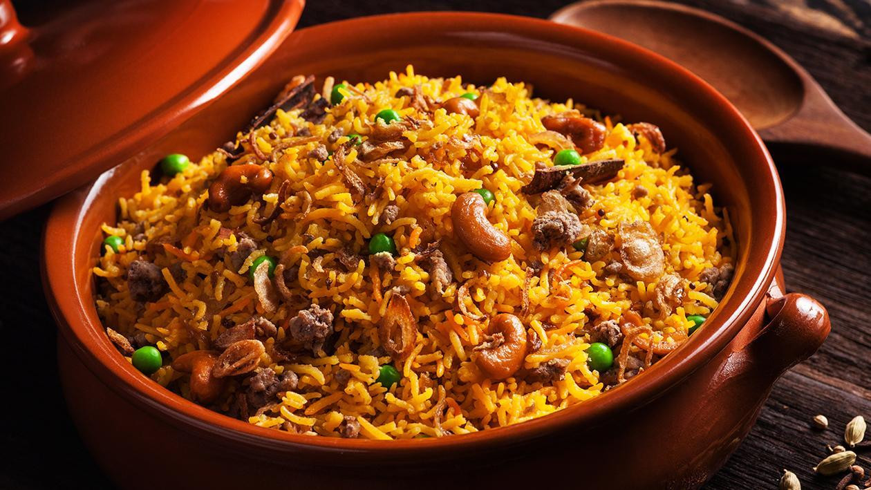 Middle Eastern Rice Recipes  middle eastern rice recipe basmati