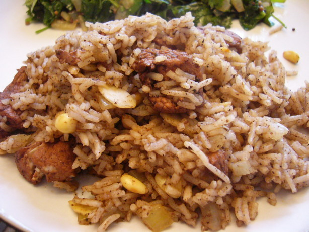 Middle Eastern Rice Recipes  Riyadh Rice Middle Eastern Favourite Recipe Food