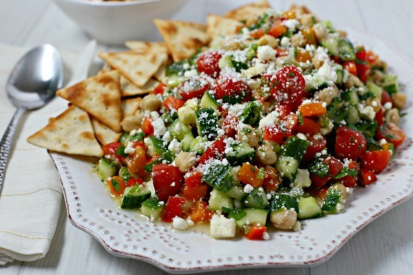 Middle Eastern Salad Recipes  Delicious Dishes Recipe Party 24